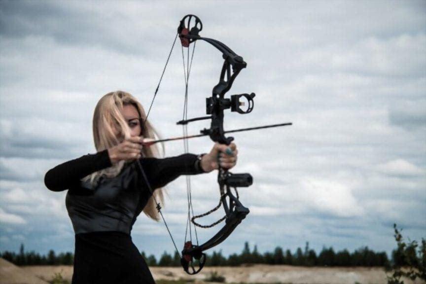 Who Invented Compound Bow